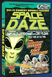 Space Daze Poster