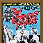 Jean Moorhead in The Violent Years (1956)
