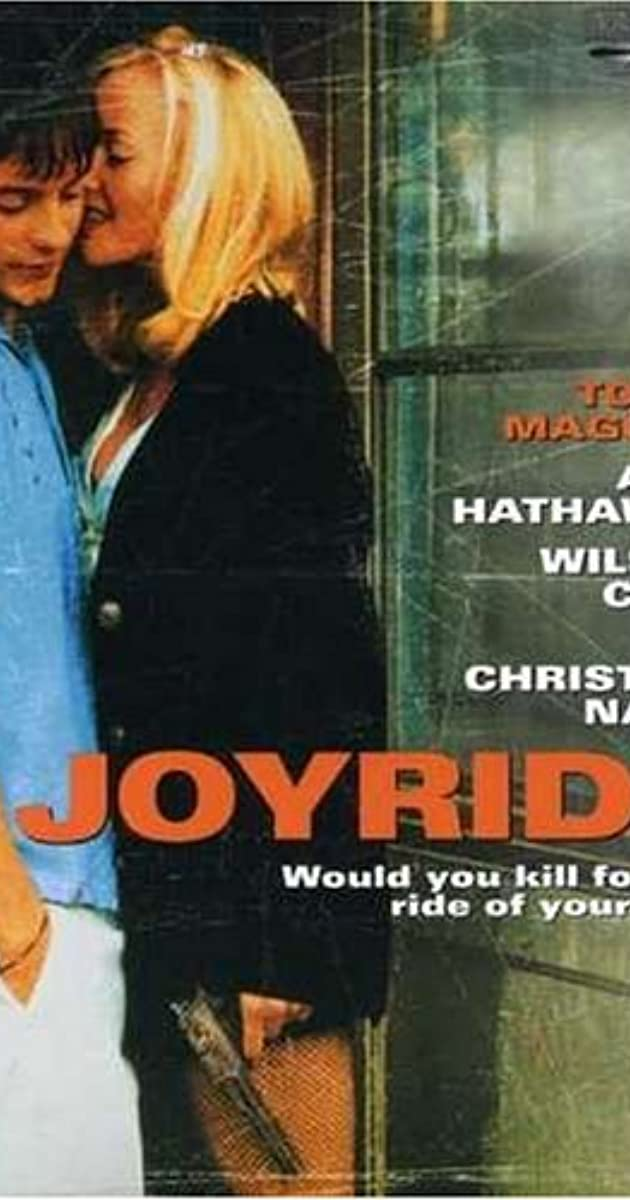 Subtitle of Joyride