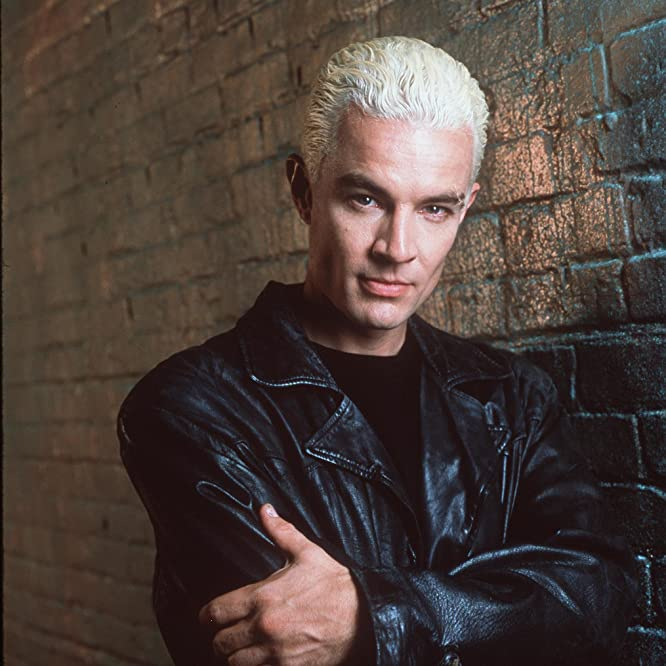 James Marsters in Buffy the Vampire Slayer (1996)