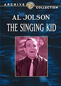 New movies downloaded The Singing Kid by Edward Ludwig [h.264]