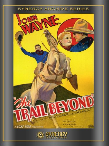 John Wayne and Verna Hillie in The Trail Beyond (1934)