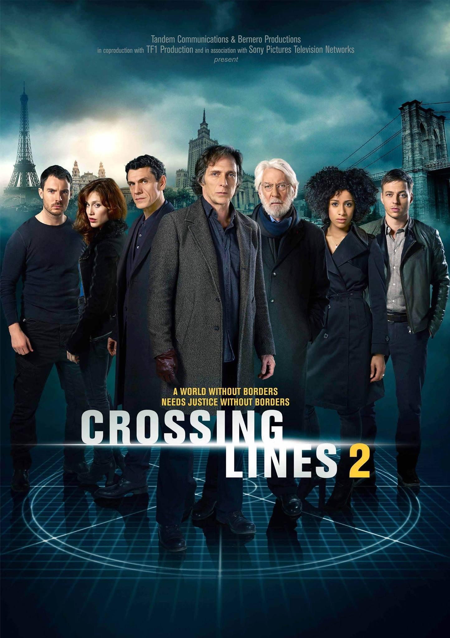 Crossing Lines Tv Series 20132015 Imdb