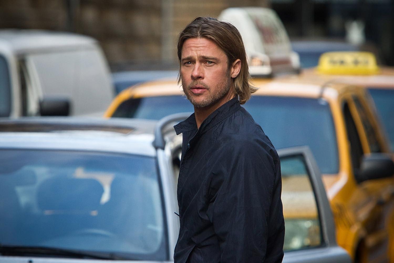 Brad Pitt dalam World War Z (2013)