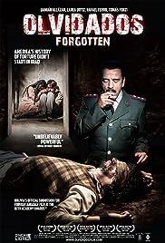 Olvidados Poster