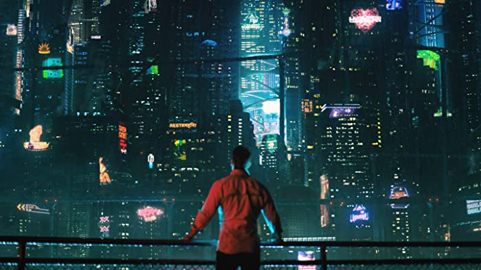 Altered Carbon (2018-)