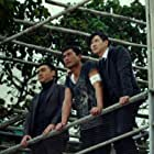 Nick Cheung, Louis Koo, and Ching Wan Lau in So duk (2013)