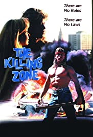 The Killing Zone Poster