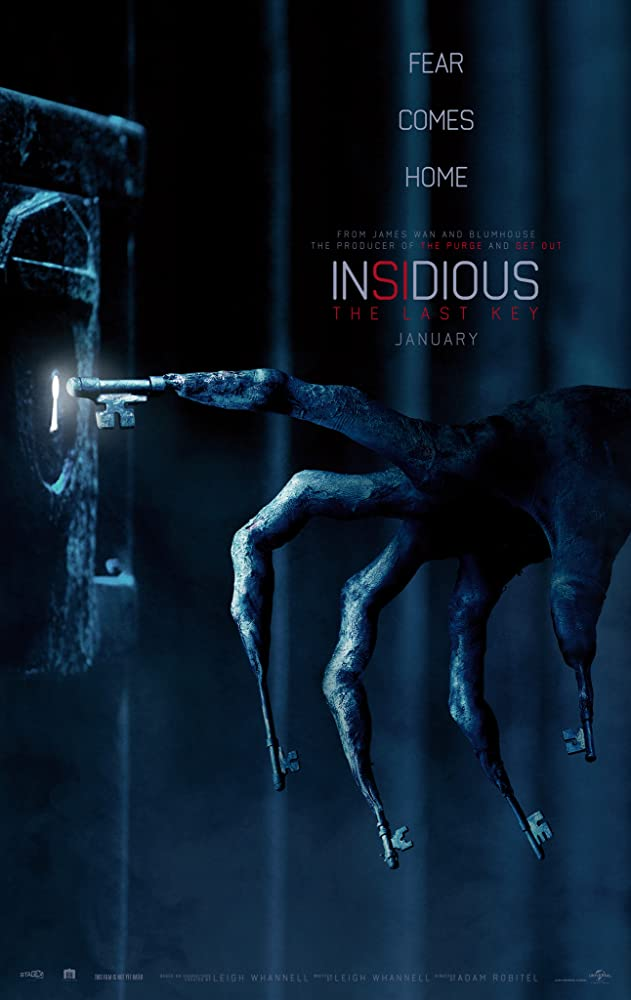 Guarda Insidious: L'ultima chiave HD Streaming HD Streaming