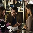 Lauren Ambrose, Adam Kaufman, and Jessalyn Wanlim in Loving Leah (2009)