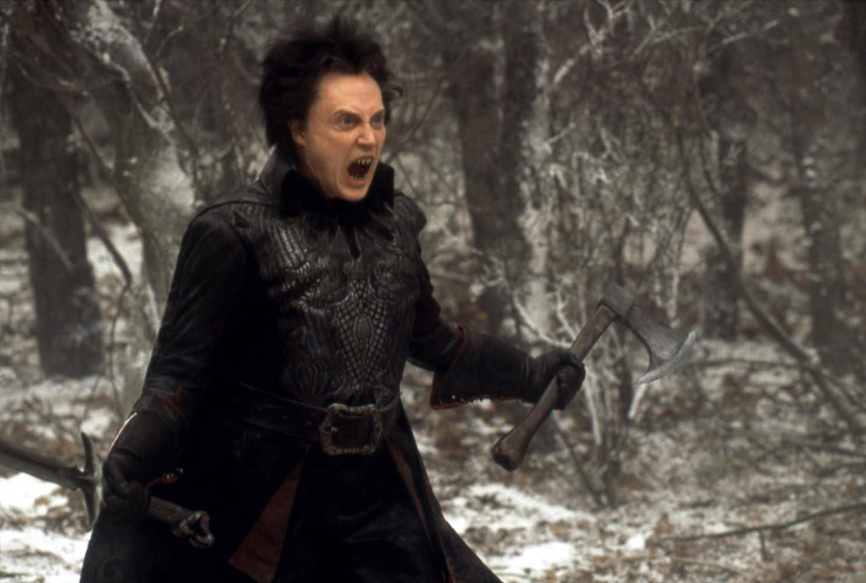 Christopher Walken in Sleepy Hollow (1999)