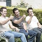 Charlie Day, Rob McElhenney, and Glenn Howerton in It's Always Sunny in Philadelphia (2005)