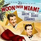 Don Ameche, Betty Grable, and Robert Cummings in Moon Over Miami (1941)