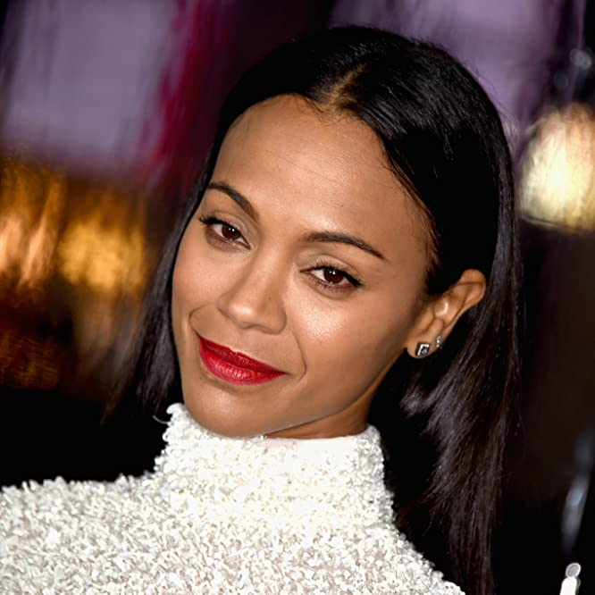 Zoe Saldana at an event for Live by Night (2016)