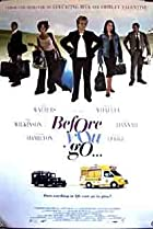 Before You Go (2002) Poster