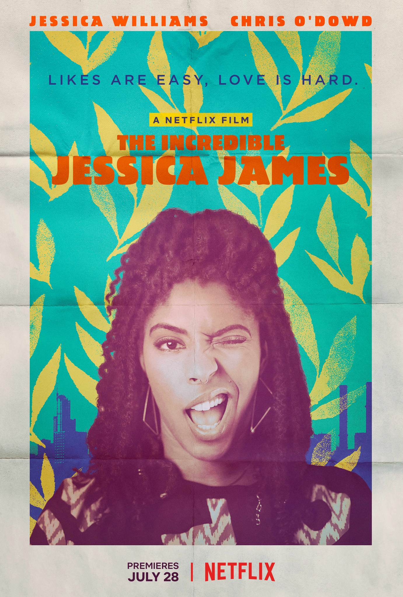 Jessica Williams in The Incredible Jessica James (2017)