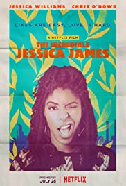 The Incredible Jessica James Poster