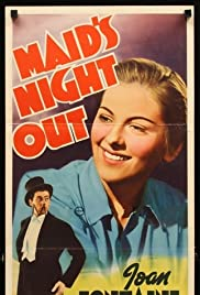 Maid's Night Out (1938) Poster - Movie Forum, Cast, Reviews