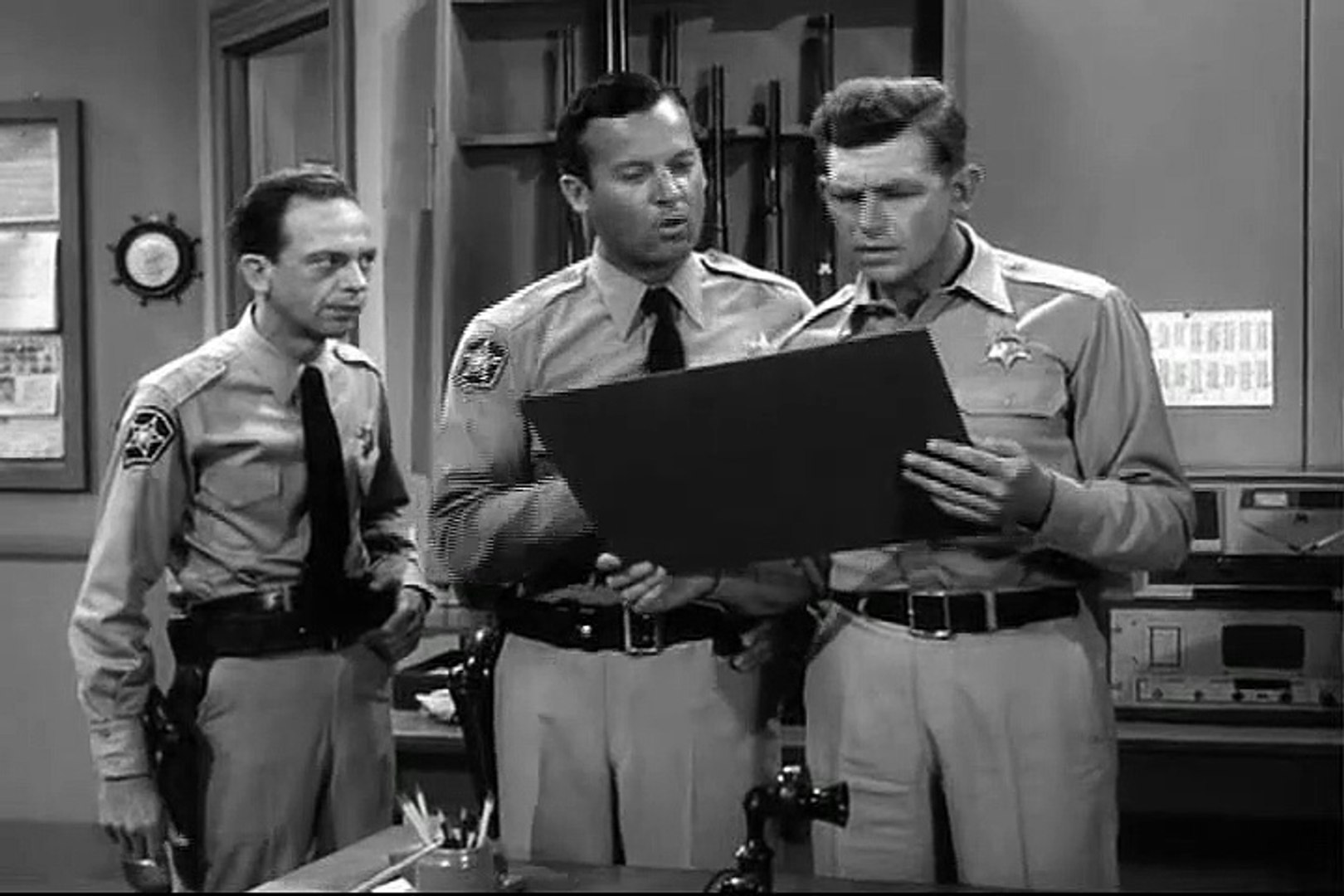 """The Andy Griffith Show"""" Barney's Replacement (TV Episode 1961) - IMDb"""
