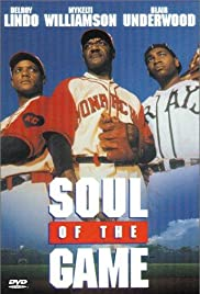 Soul of the Game Poster
