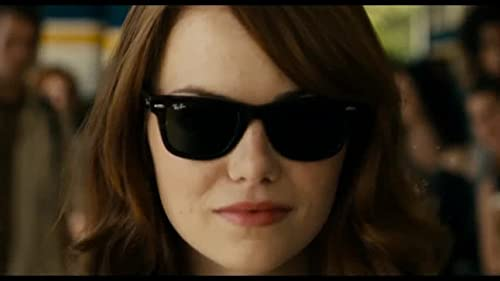 Easy A - My name is an anagram