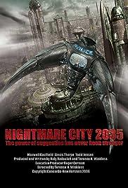 Nightmare City 2035 Poster