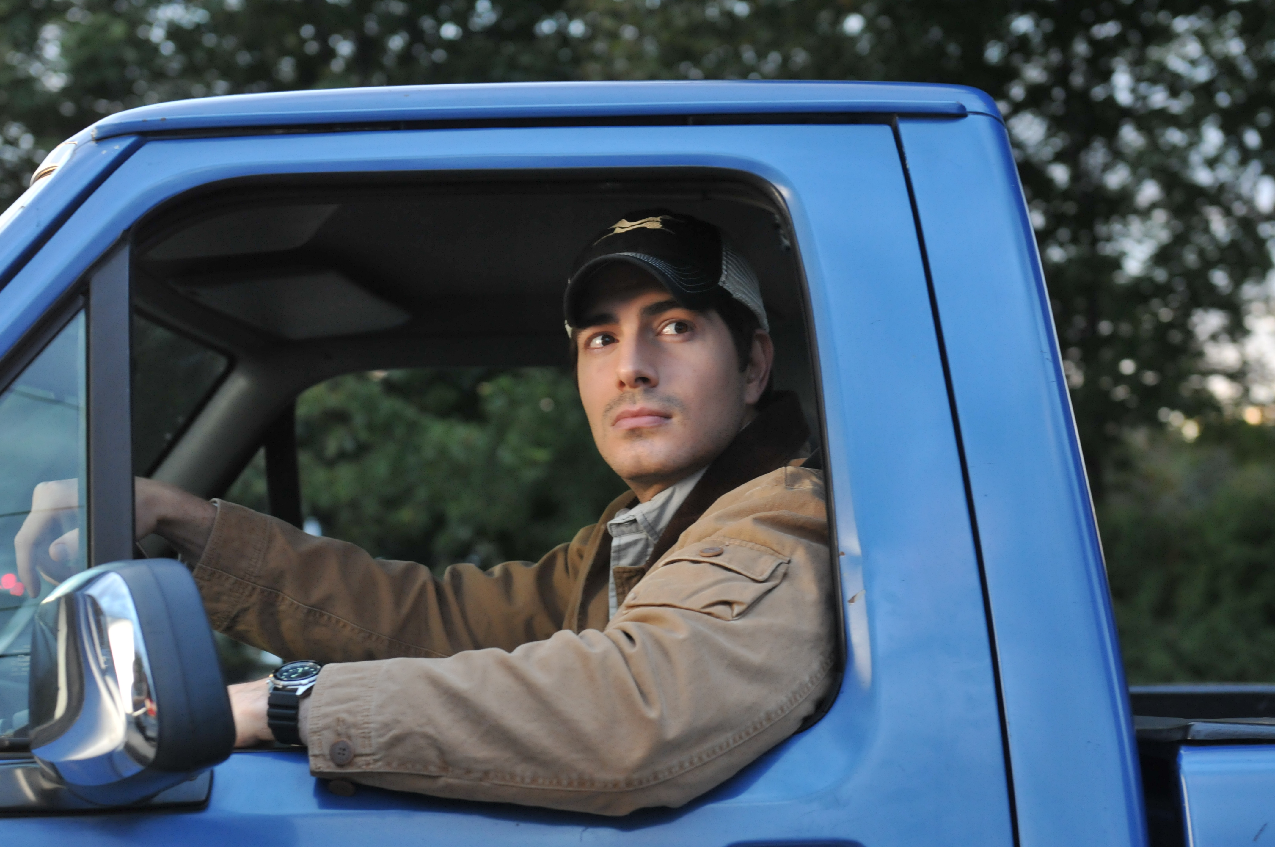 Brandon Routh in Missing William (2014)