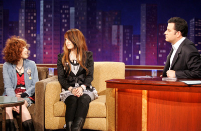 Jimmy Kimmel and Puffy AmiYumi at an event for Jimmy Kimmel Live! (2003)