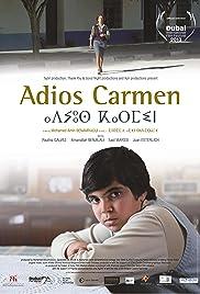Adios Carmen Poster