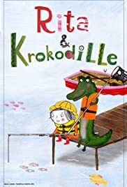 Rita og Krokodille Poster