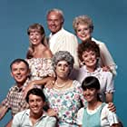 Rue McClanahan, Karin Argoud, Ken Berry, Eric Brown, Harvey Korman, Vicki Lawrence, Dorothy Lyman, and Betty White in Mama's Family (1983)