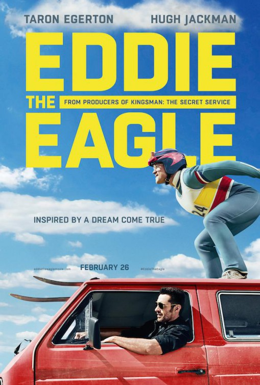 Eddie the Eagle (2016) Hindi Dubbed
