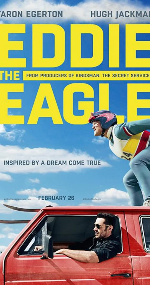 Đường Tuyết Mới - Eddie the Eagle (2016)