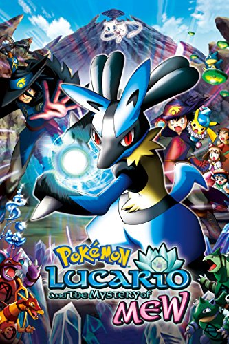 Pokemon Lucario And The Mystery Of Mew 2005 Imdb