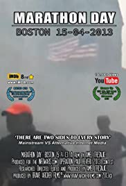 Marathon Day: Boston 15-4-13 Poster