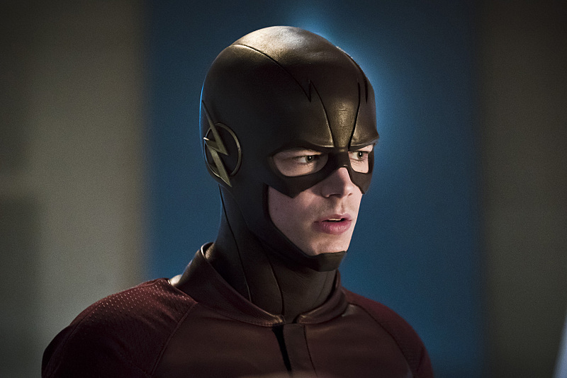Grant Gustin In The Flash 2014