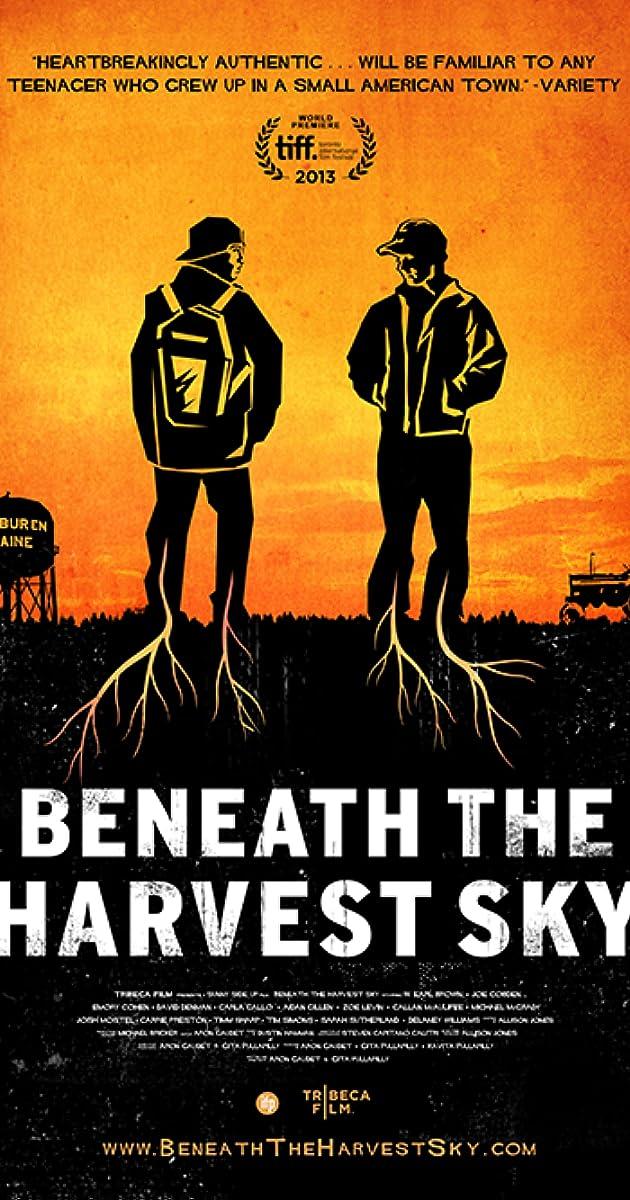Subtitle of Beneath the Harvest Sky