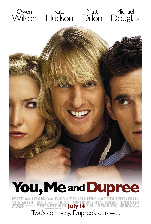 You Me And Dupree 2006 Imdb