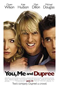 Matt Dillon, Kate Hudson, and Owen Wilson in You, Me and Dupree (2006)