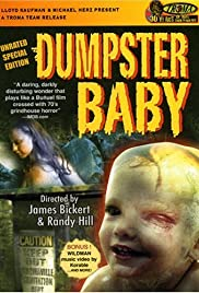 Dumpster Baby Poster