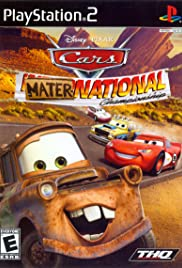Cars Mater-National Poster