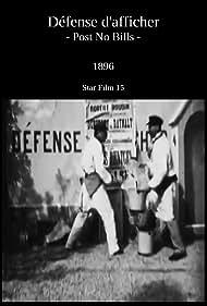 Défense d'afficher Poster - Movie Forum, Cast, Reviews