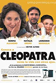 Norma Aleandro, Natalia Oreiro, and Leonardo Sbaraglia in Cleopatra (2003)