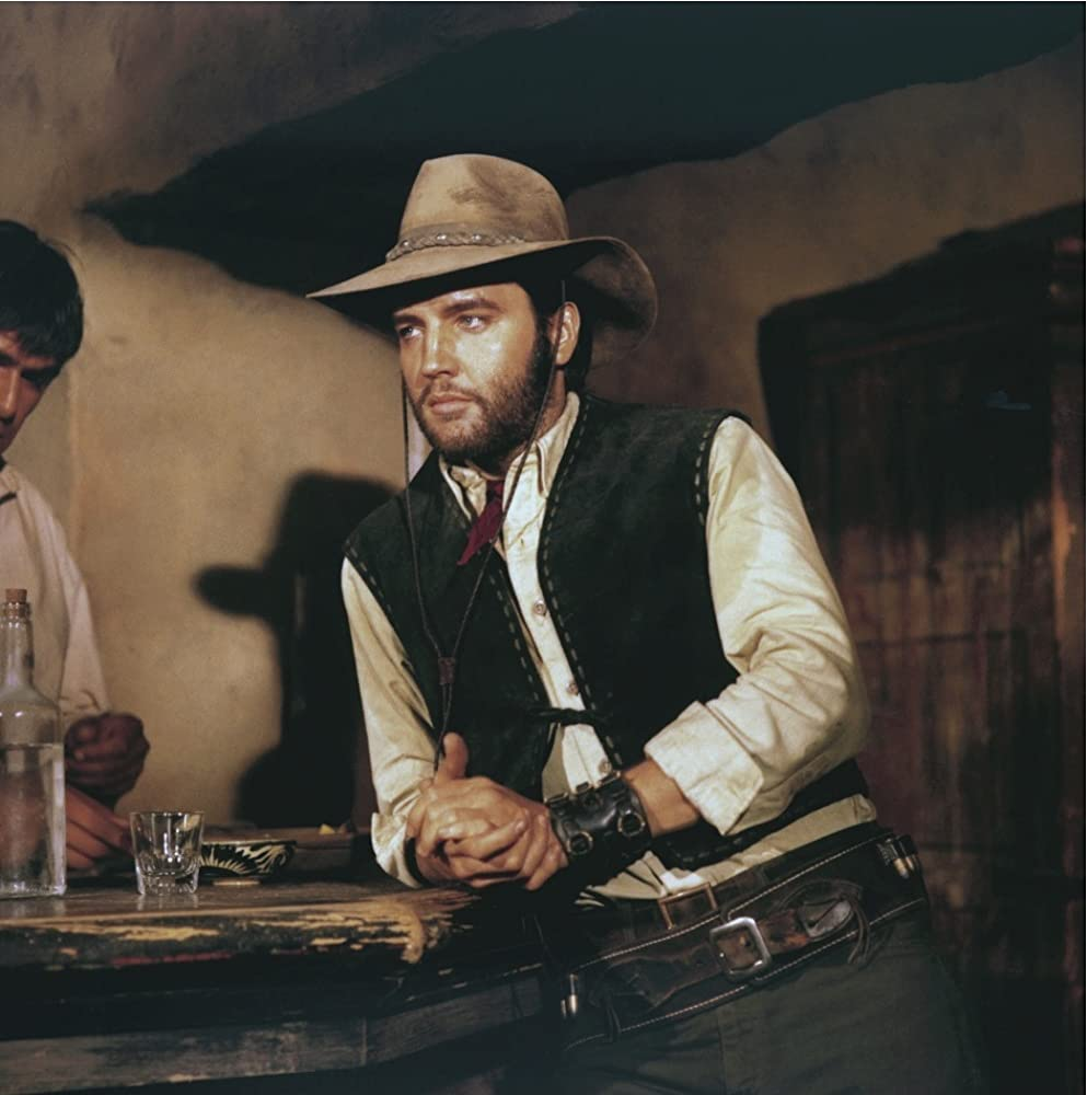 Elvis Presley in Charro 1969