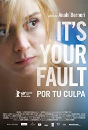 It's Your Fault Poster