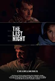 The Last Night Poster