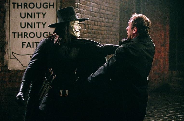 V for Vendetta 2005  FILMTOTAAL