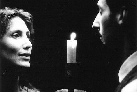 John Turturro and Katherine Borowitz in Illuminata (1998)