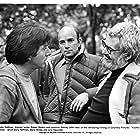 Dustin Hoffman, Robert Benton, and Stanley R. Jaffe in Kramer vs. Kramer (1979)