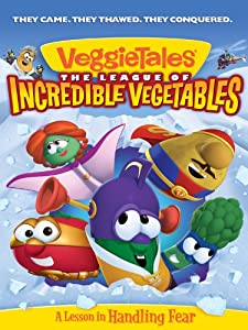 Good movie downloads site free VeggieTales: The League of Incredible Vegetables by Mike Nawrocki [1280x960]